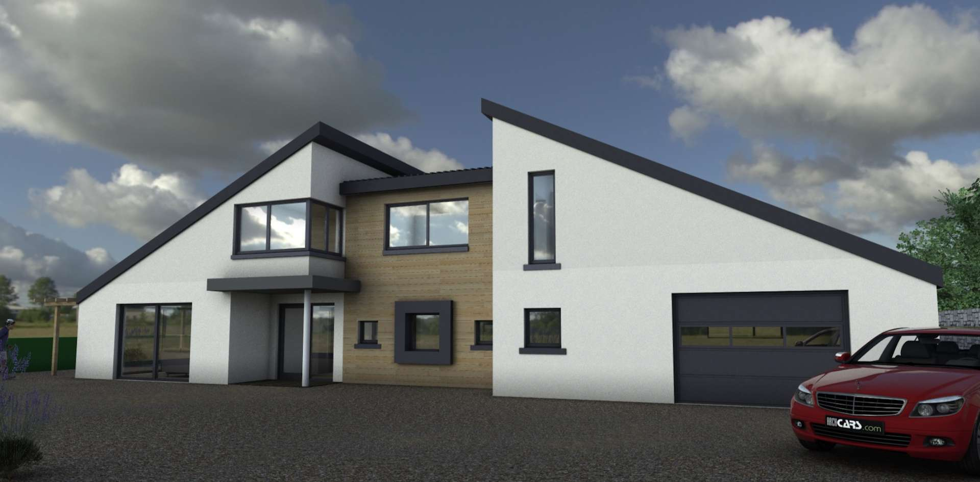 New House Design Armagh Northern Ireland